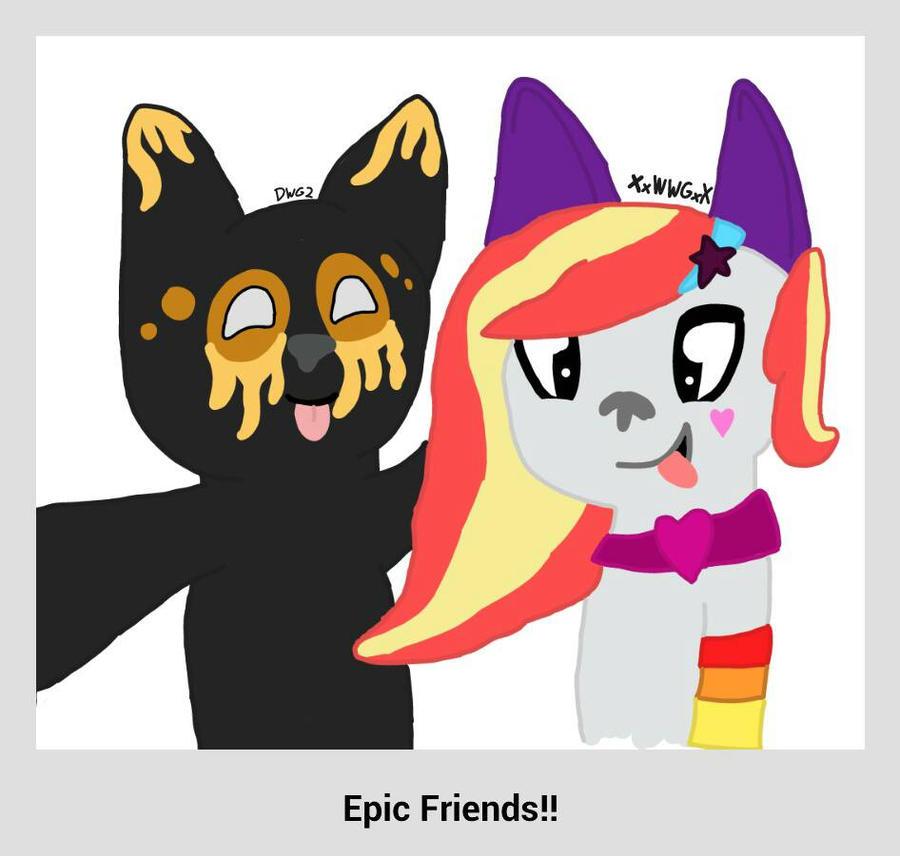 ... EPIC ... by DragonWolfGirl2