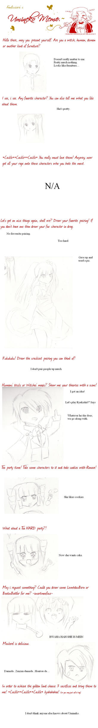 Umineko Meme by raikeisho