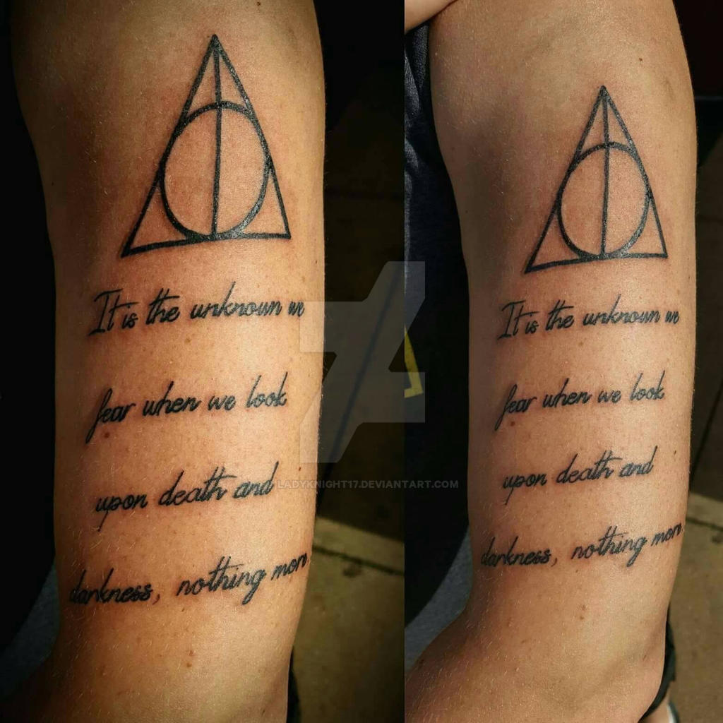Deathlyhallowstattoo explore deathlyhallowstattoo on deviantart ashleighsmiles 4 18 deathly hallows tattoo by ladyknight17 buycottarizona