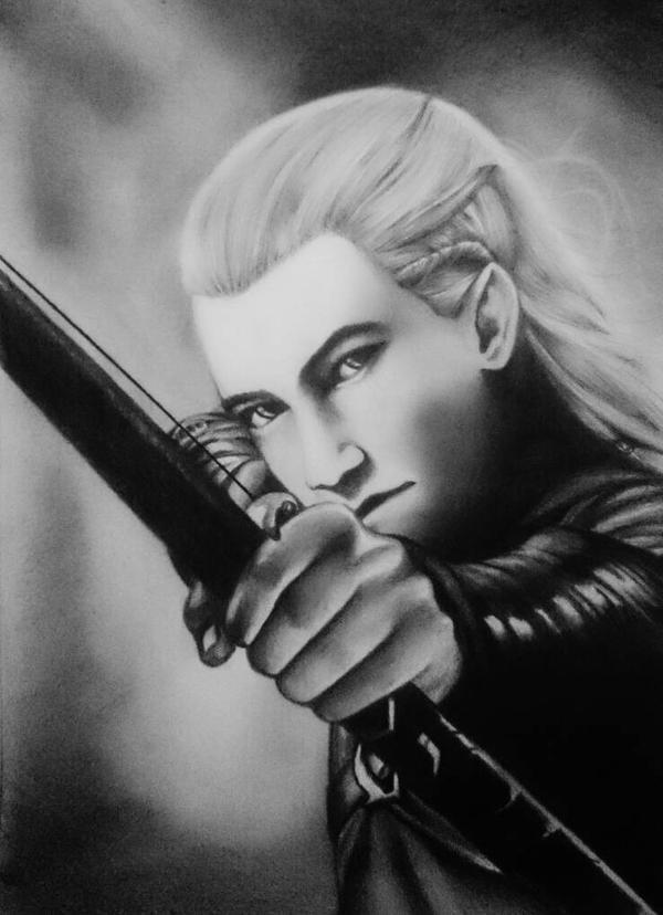 Legolas  by aditrityo