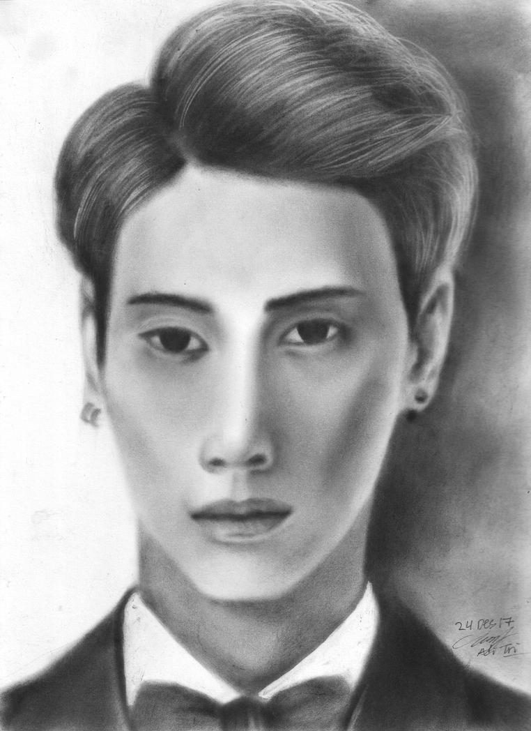Jonghyun SHINee by aditrityo