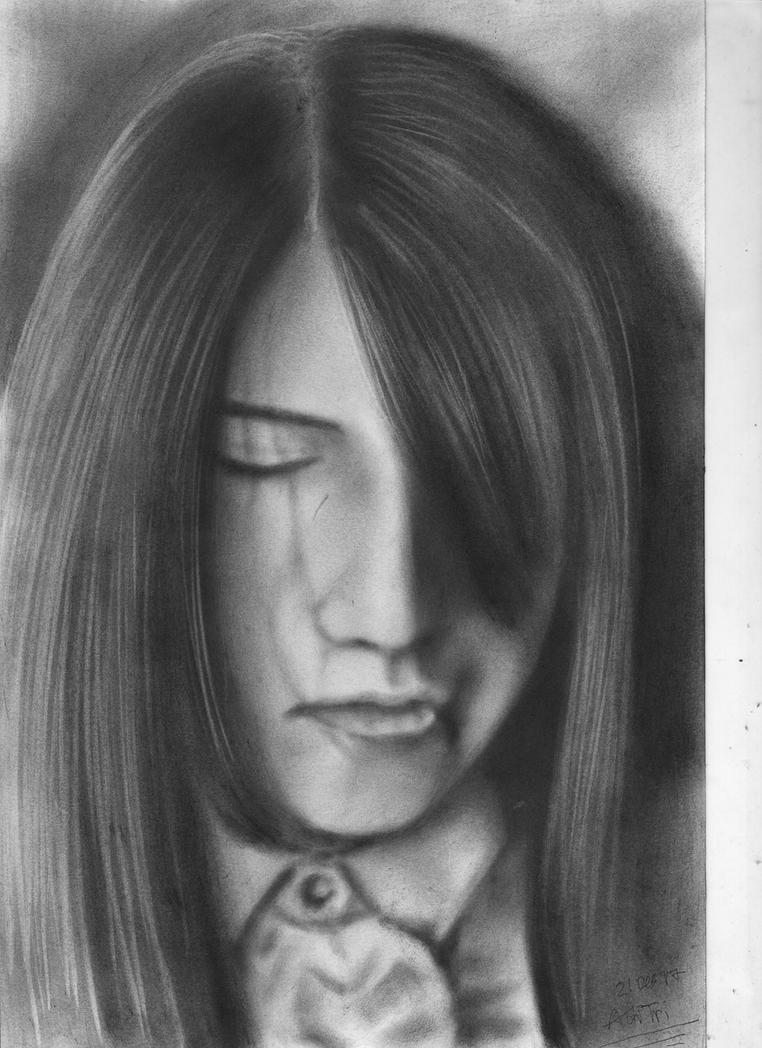Drawing The Sacred Riana by aditrityo