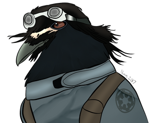 Bodhi Rook by GreenWingSpino32