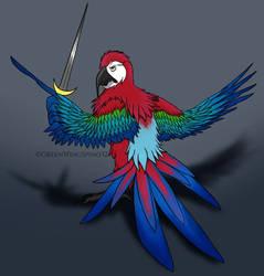 Sword Birb