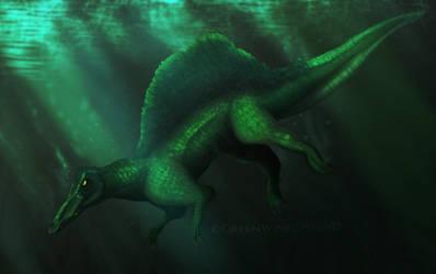 Spinosaurus Reconstruction