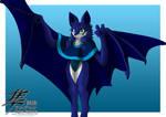 Luna clothed by Algren-Hayabusa