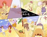 GintamaPowa Mini Contest Entry:Silver Summer
