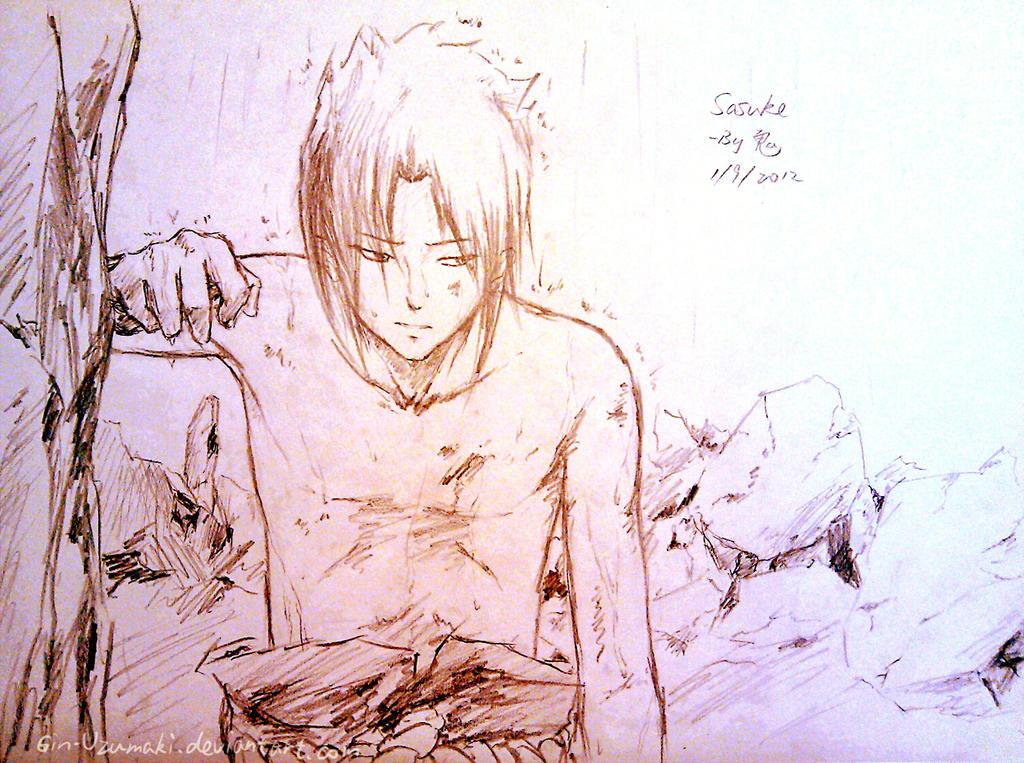 NARUTO-what did i lose by Gin-Uzumaki