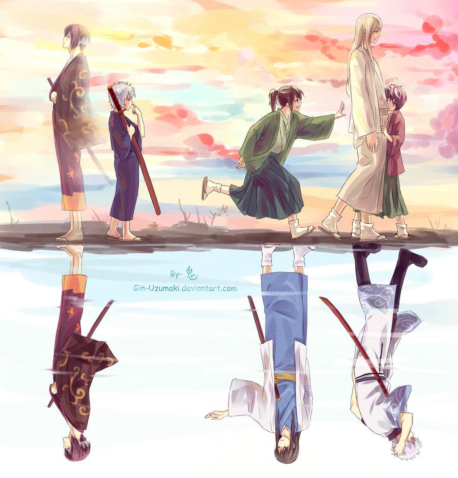 Gintama-Dream by Gin-Uzumaki