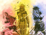 NARUTO-As strong as we were