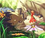 Arrietty- Anata ni hana todoke tai