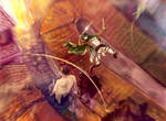 Attack on Titan- Titan Slayer