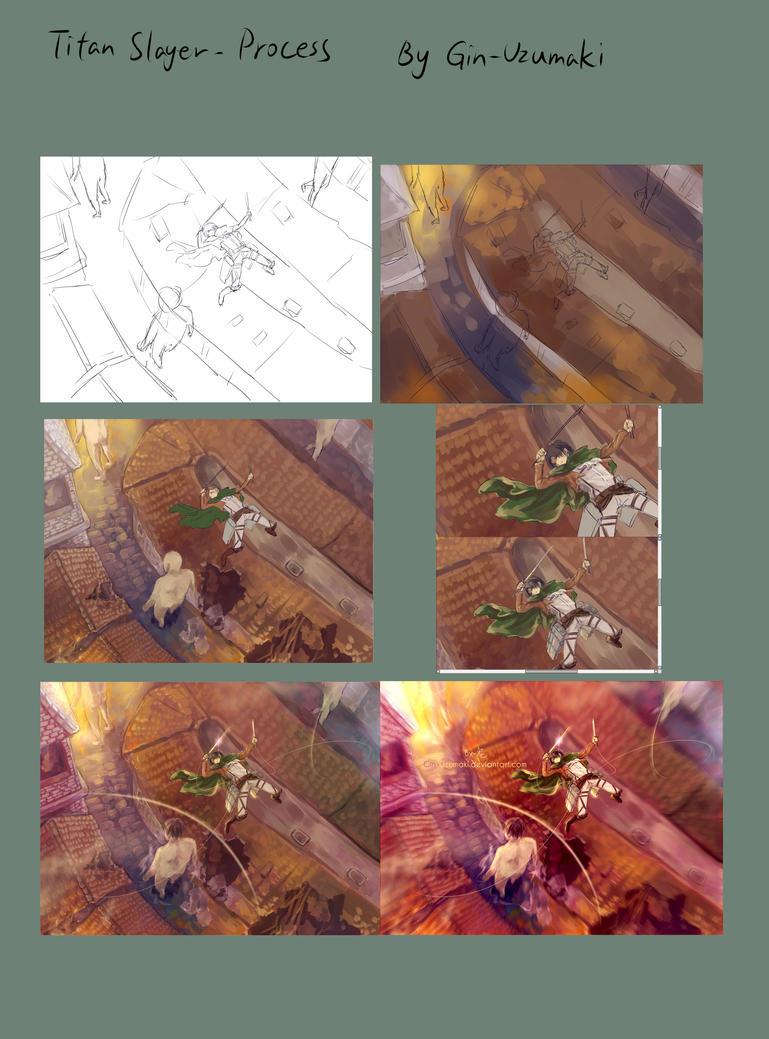 Process-Titan Slayer by Gin-Uzumaki