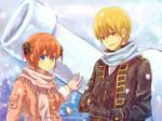GINTAMA- Happy BD Sougo theme competition-Winter