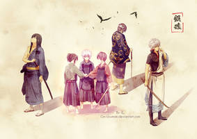 GINTAMA- the impossible past