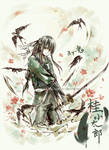 GINTAMA-Katsura the swallow