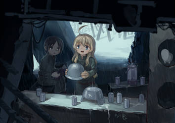 The Song of the Rain by Gin-Uzumaki