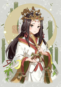 Onmyoji-Kaguya Hime