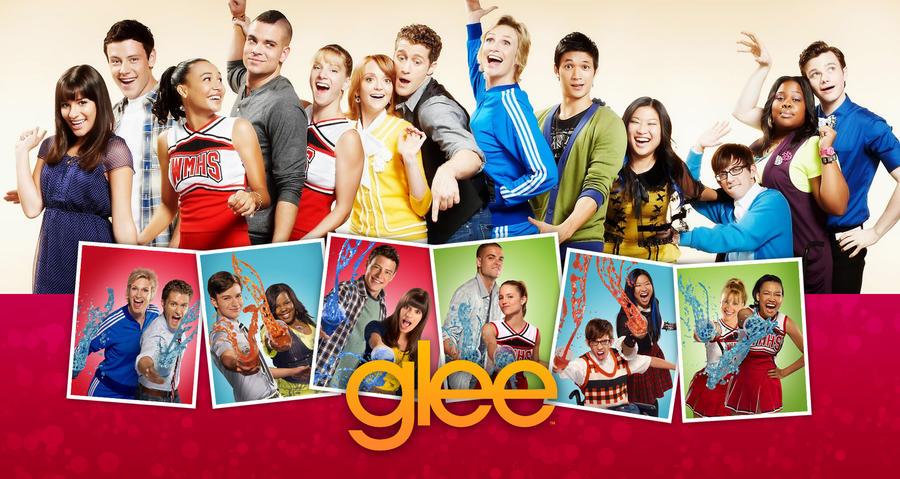 Glee Wallpaper 2 by AlbertoMolina on DeviantArt
