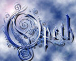 Opeth logo ps by Opeth0012
