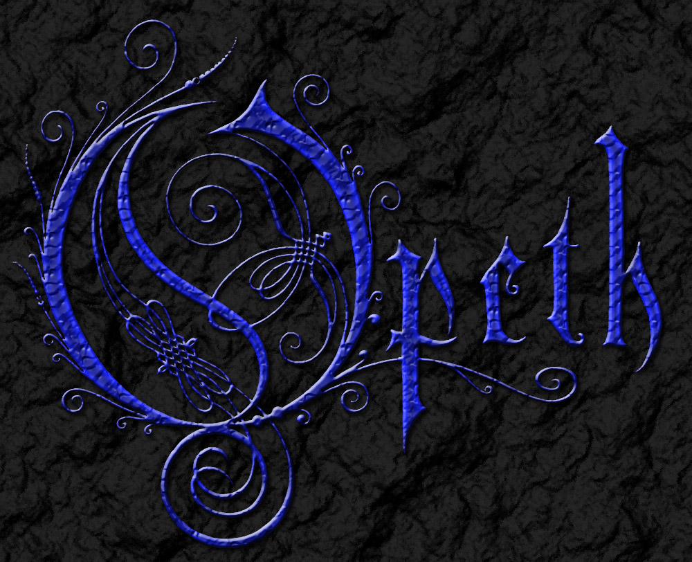 Opeth Logo psh by Opeth0012