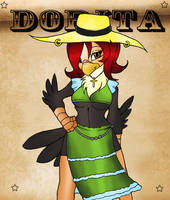 Dorita by IvanksMW