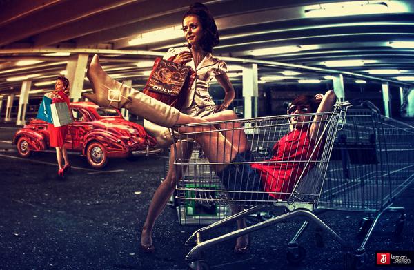The Shopaholic Diaries by teMan
