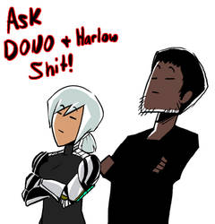Ask D and H some shizzz by DonoArtz