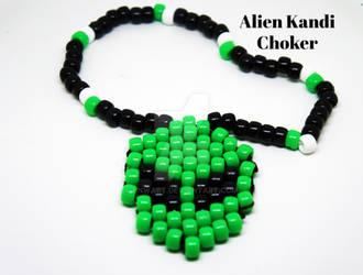 Alien Kandi Choker
