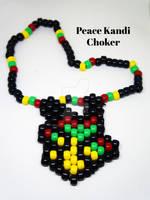 Peace Kandi Choker