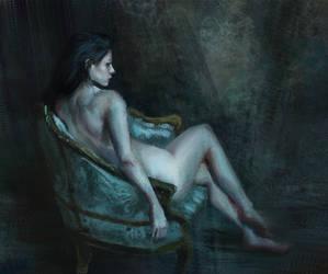 Jeremy Mann Study by kromatik-art