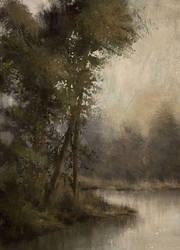 Environment sketch by kromatik-art
