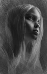 Value study 5/23/17 by kromatik-art