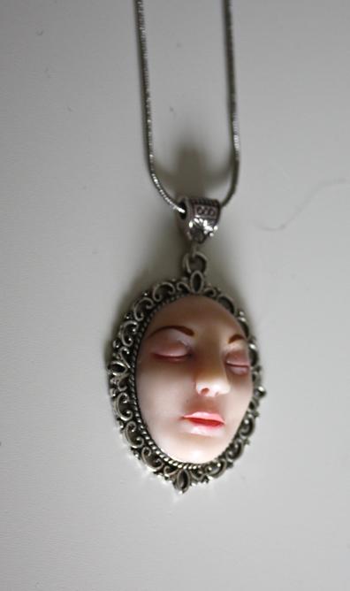 Face Pendant Sleeping face pendant by kirstenbakker on deviantart sleeping face pendant by kirstenbakker audiocablefo