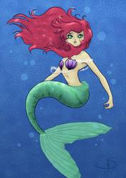 Ariel by S-H-A-N-D-O-R