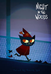 Night in the woods - Witchdaggah