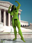 She-Hulk-at-law by BDAndrogyne