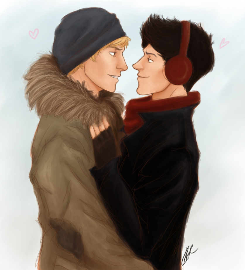 Warm Merthur by kneelmortals
