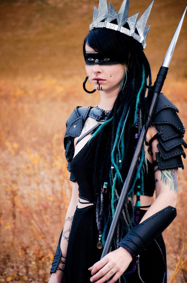 Warrior Queen by milchzahnvampir