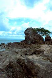 Kuta Beach in Lombok by Xavi3r89