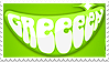 Greeeen by yuistamps