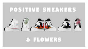 [MMDxDL] Sims 4 Positive Sneakers and Flowers