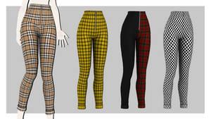 [MMDxDL] Sims 4 Lua Pants