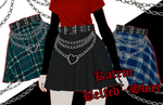 [MMDxDL] Sims 4 Katrin Belted Skirt