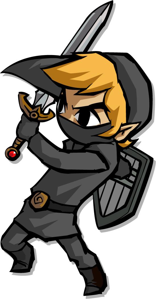 Link Ninja by Cetanu12 on DeviantArt