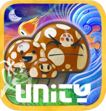 unity shrooms by dagamon