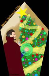 Secret Santa - A Strange Christmas by ekf501
