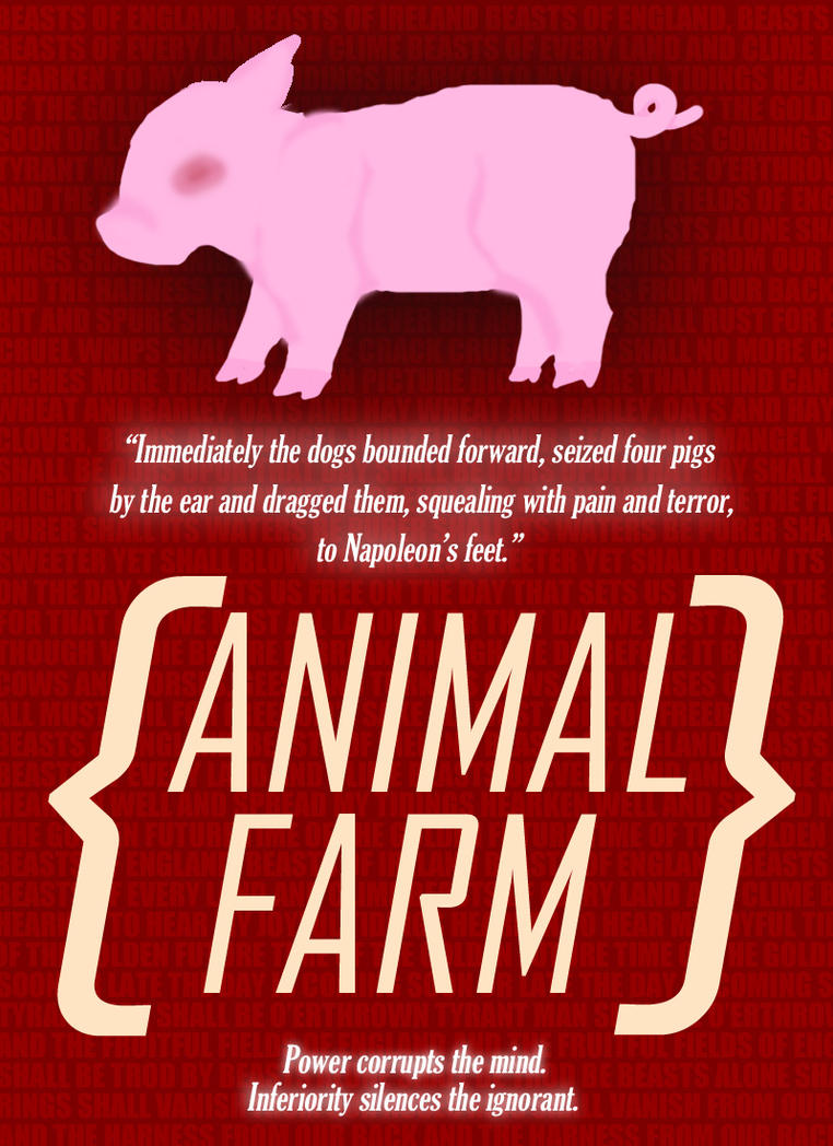 Napoleon in animal farm