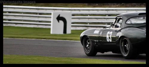 E-Type Jaguar Racing