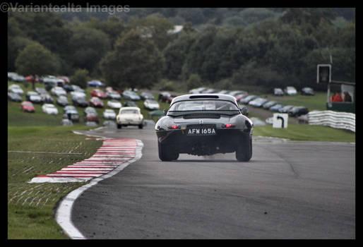 E-Type Jaguar-R